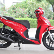 NPS 03 CR613 rosso